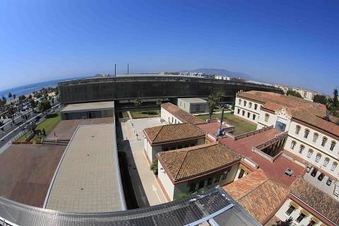 Sede Diputación Málaga