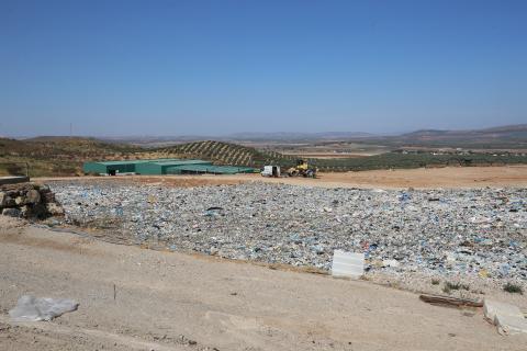 Tratamiento de residuos en Valsequillo