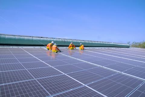 Placas solares y su recuperación y reciclaje cuando acaba su vida útil